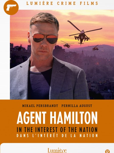 AGENT HAMILTON - In the Interest of the Nation