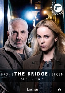 THE BRIDGE (seizoen 1&2 - 9 DVD BOX)
