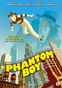 Phantom Boy - affiche