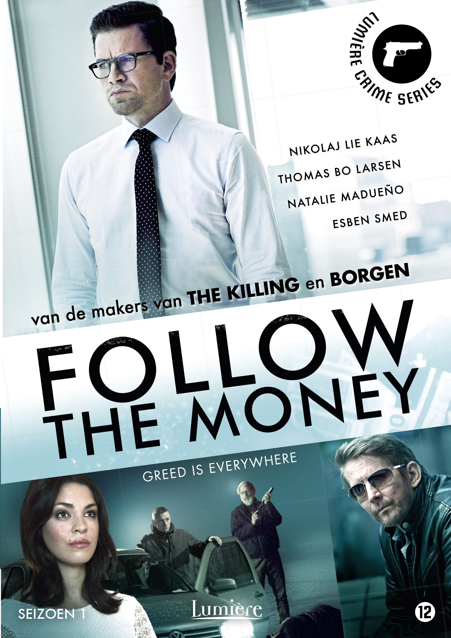 Capitulos de: Bedrag (Follow the Money)