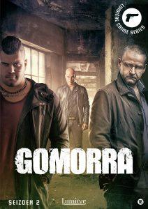 LUM N1054 DVD ST GOMORRA 2 2D