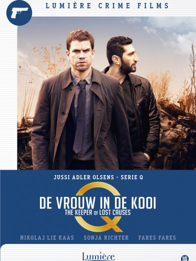 DE VROUW IN DE KOOI (The Keeper of Lost Causes)
