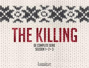 THE KILLING - De complete serie - seizoen 1, 2, 3