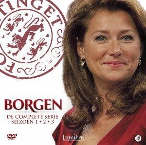 BORGEN (de complete serie, seizoen 1,2&3)