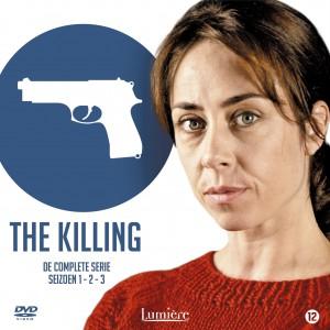THE KILLING (de complete serie, seizoen 1,2&3)